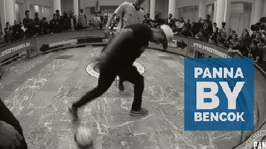 Some say it's panna, others say it's not. So judge yourself!