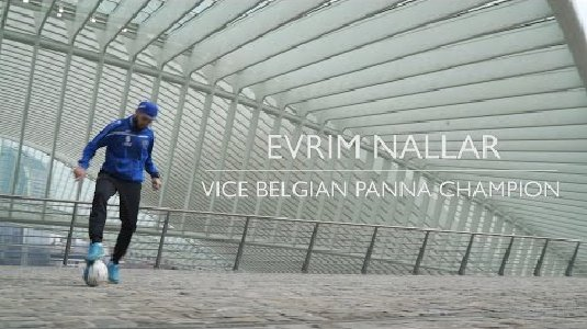 Evrim Nallar | A street player with fair play in his soul